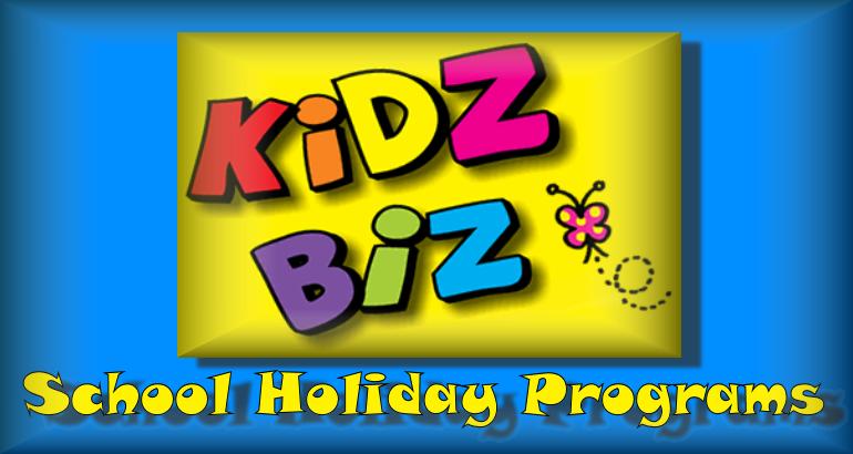 Kidz Biz holiday program